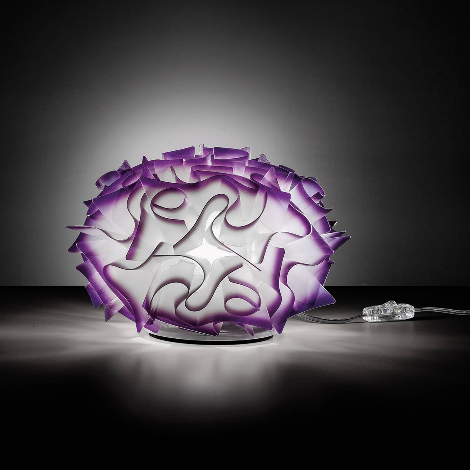 Slamp Veli design-tafellamp Ø 32cm pflaume