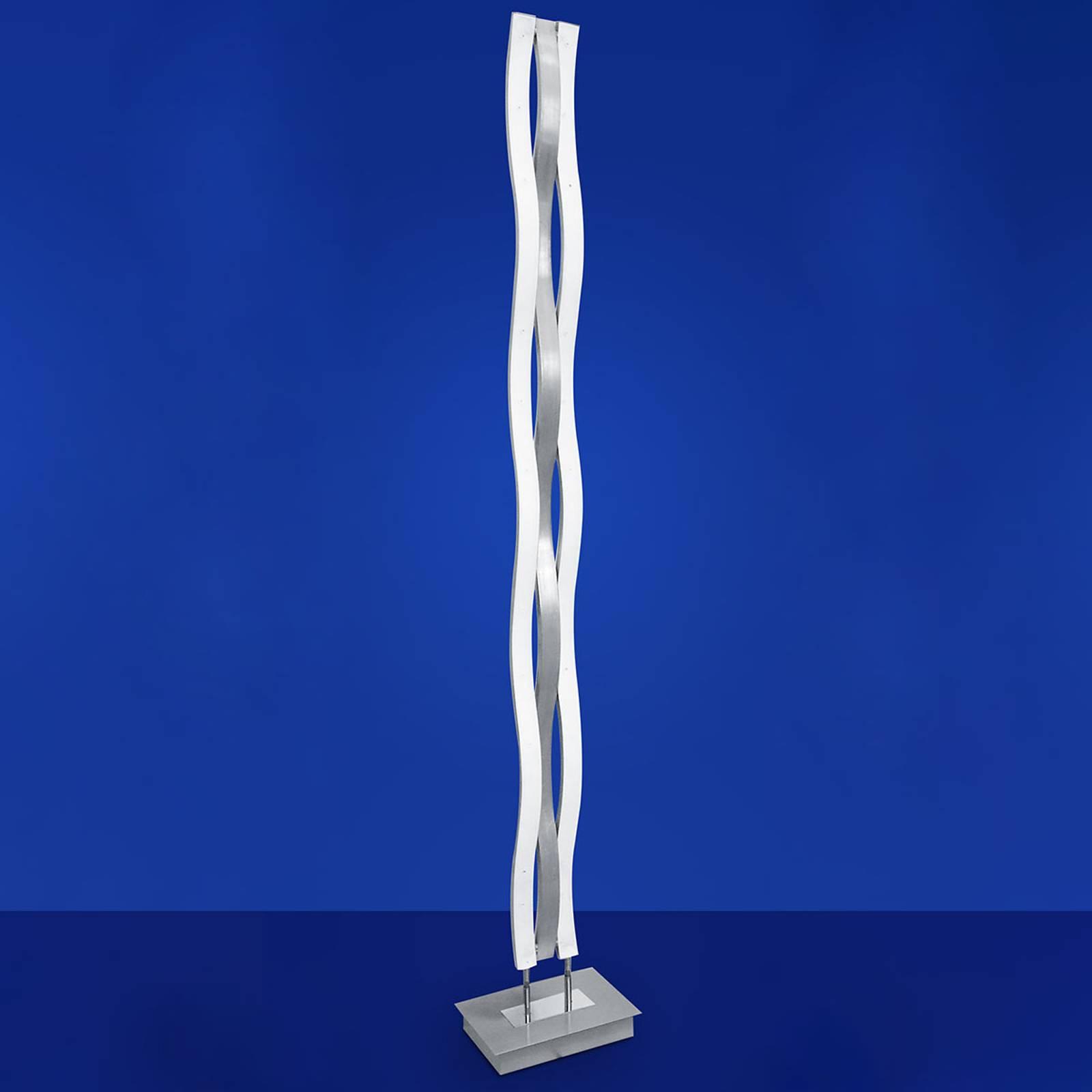 Lampadaire LED Helios II ondulé