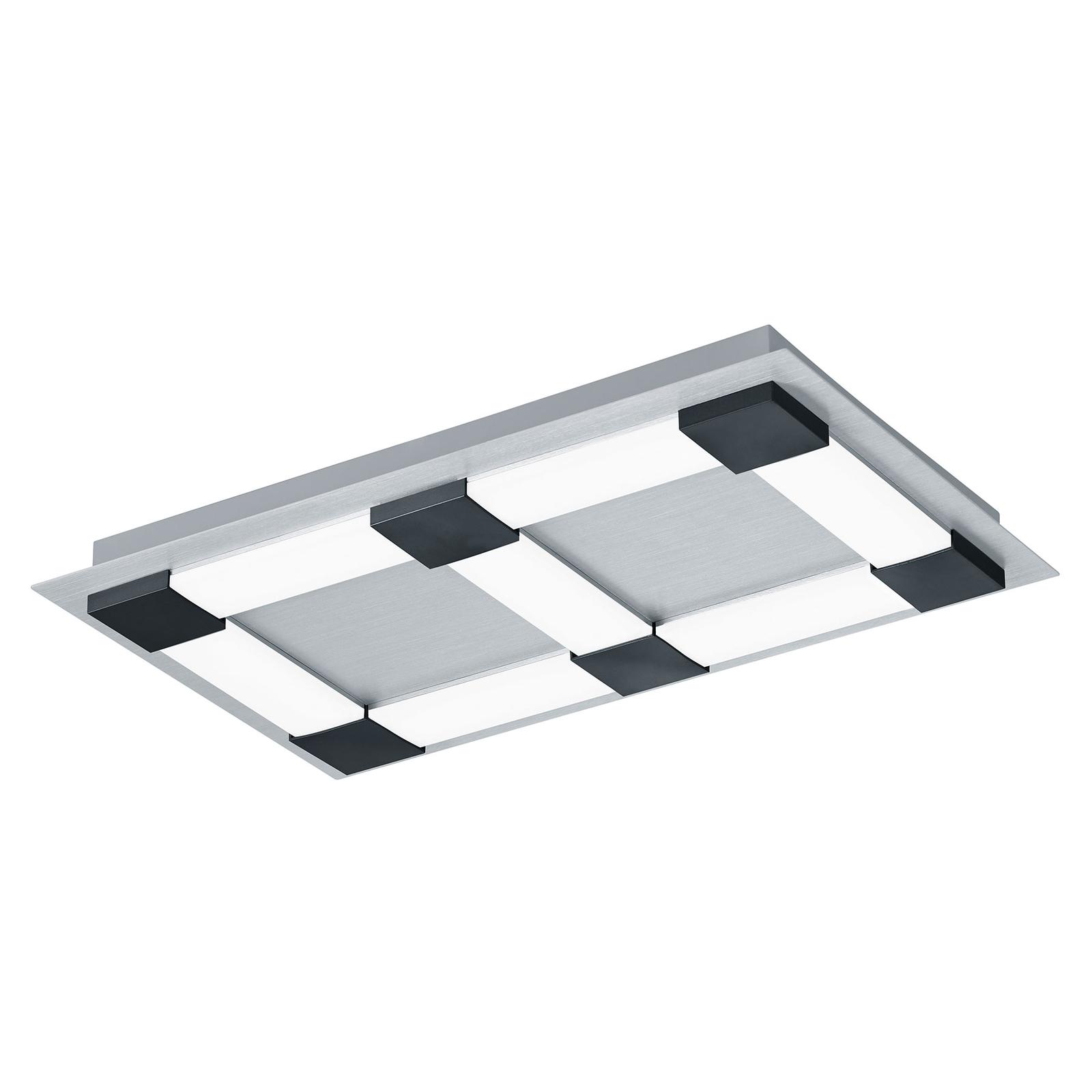 Bopp Plain lampa sufitowa LED 60x36cm sterowana