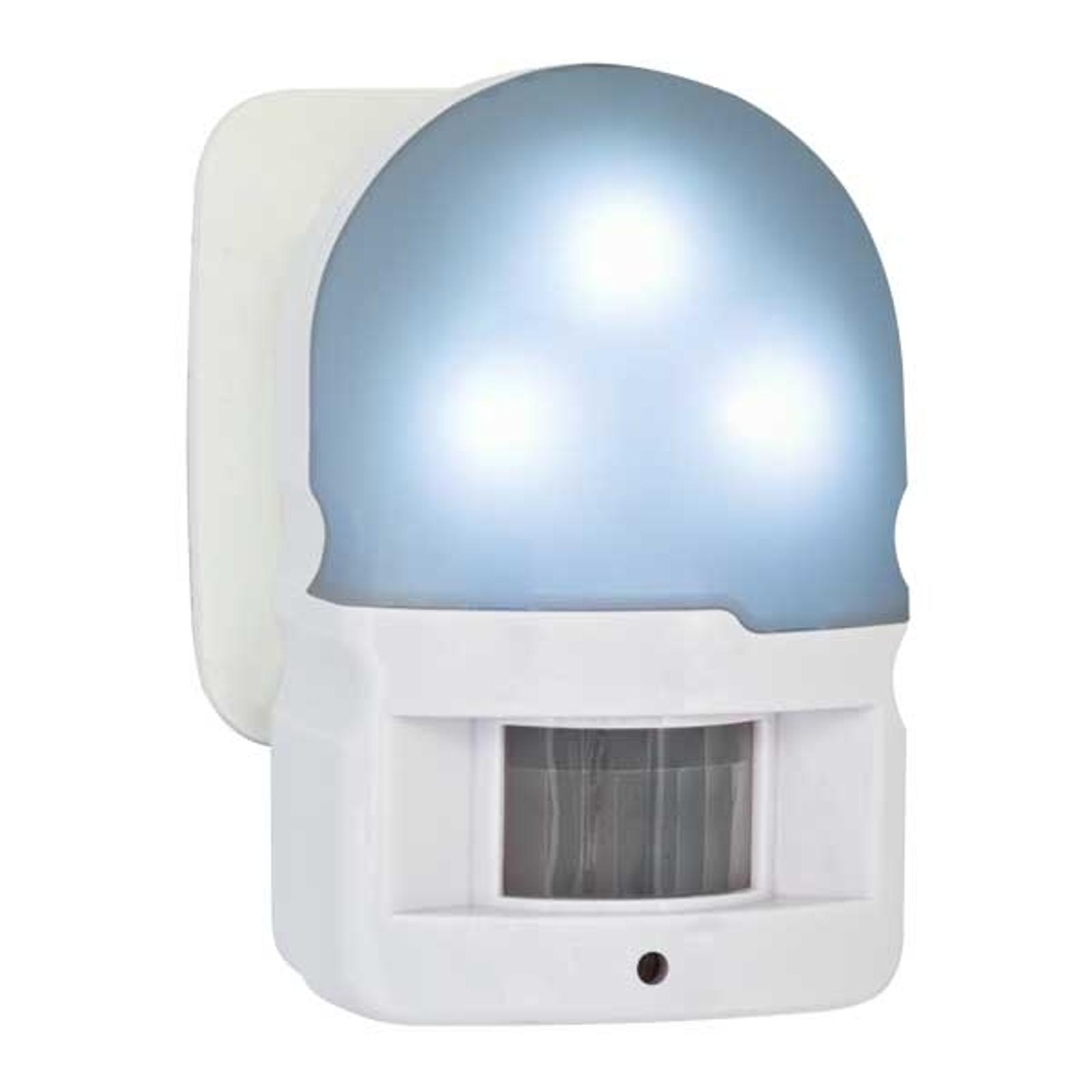 Lámpara nocturna LED VERA + detector de movimiento