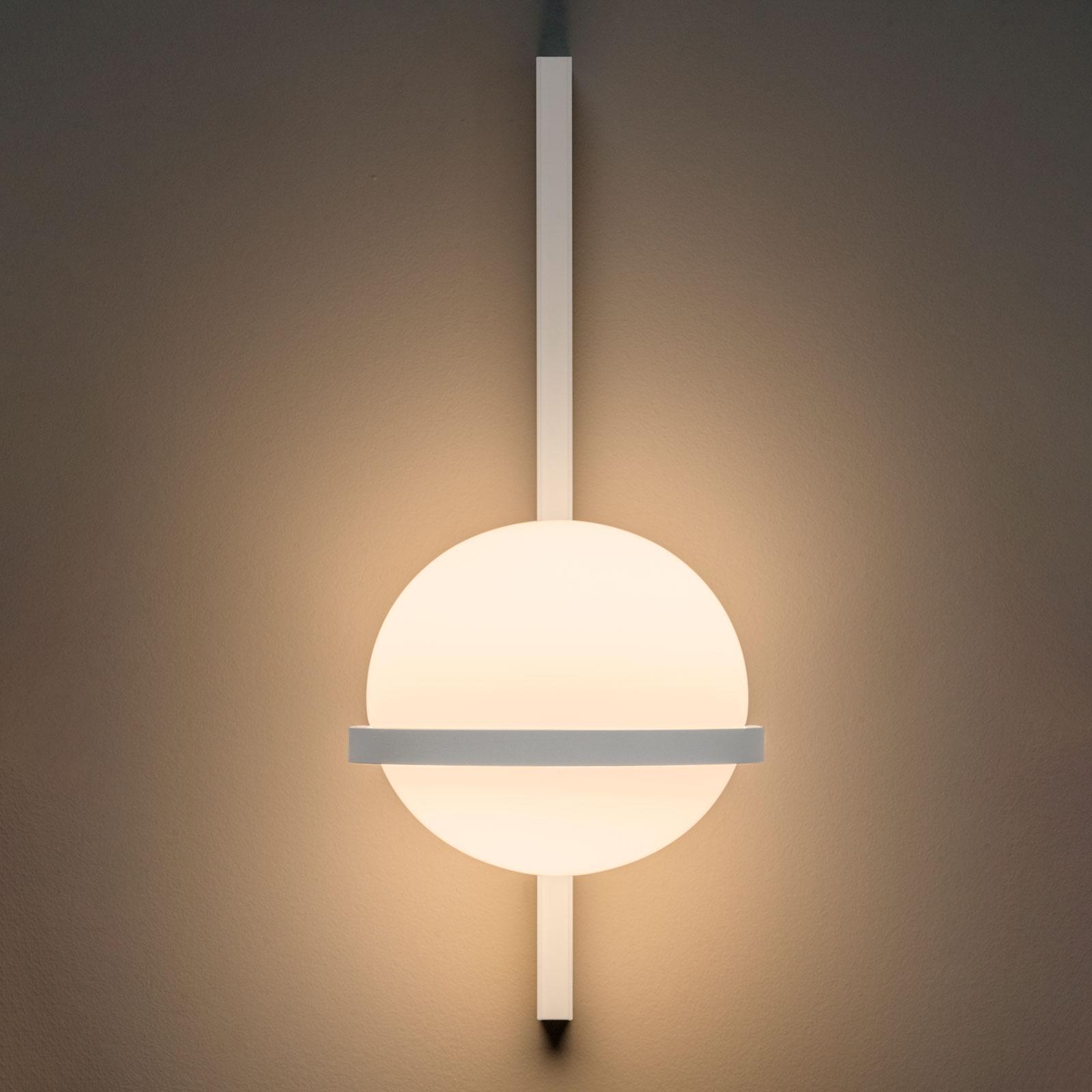 Vibia Palma 3710 LED wandlamp, wit