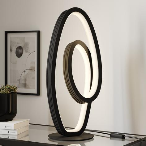 Lucande Bronwyn LED tafellamp