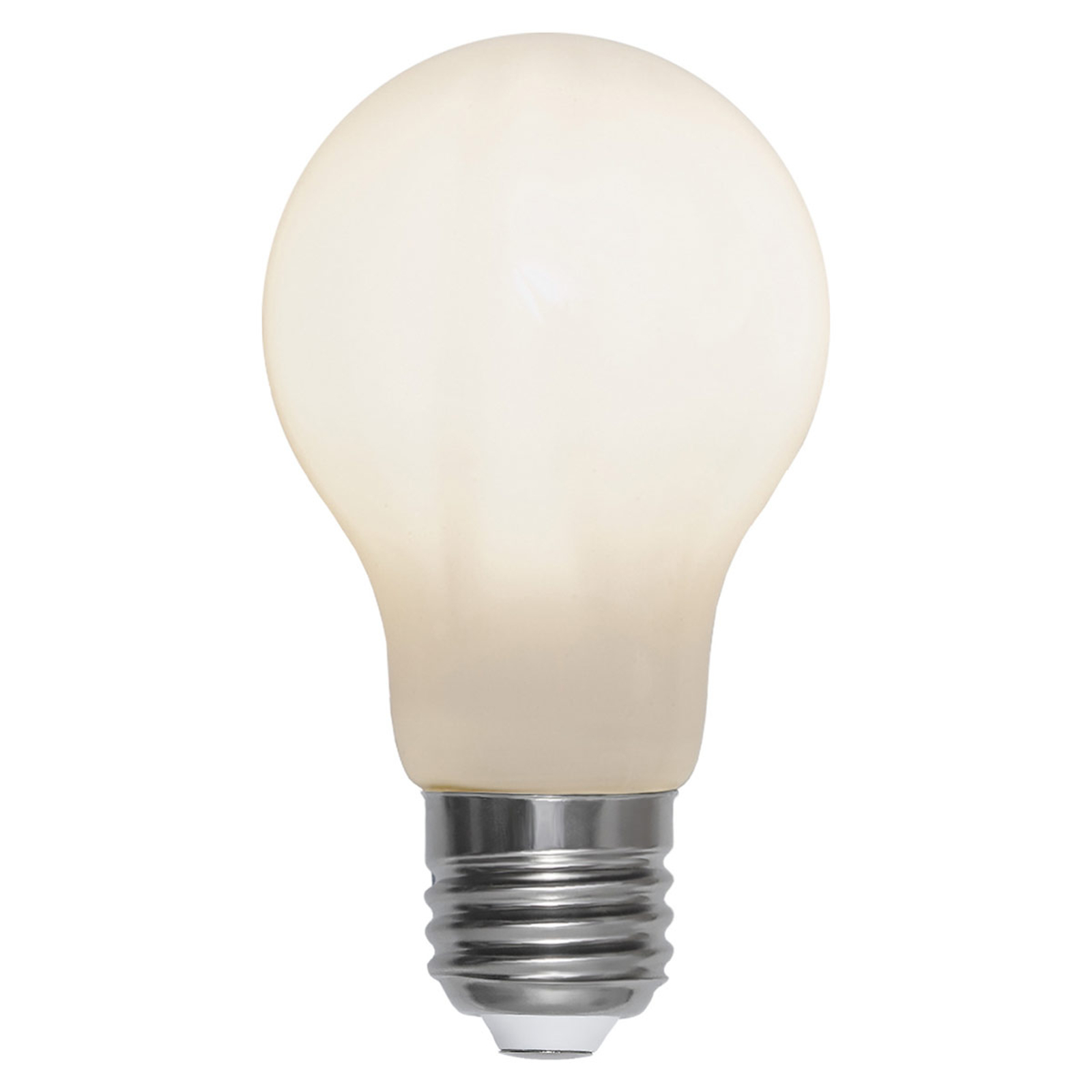 LED-Lampe E27 2.700K Ra90 opal 7,5W