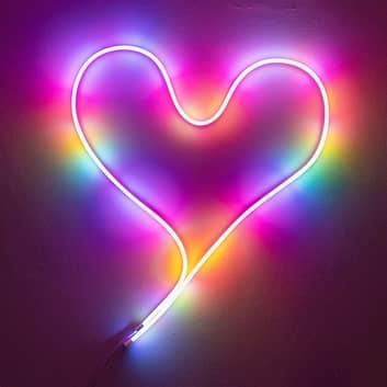 Twinkly Light flex -LED-valokaapeli RGB 3 m WIFI