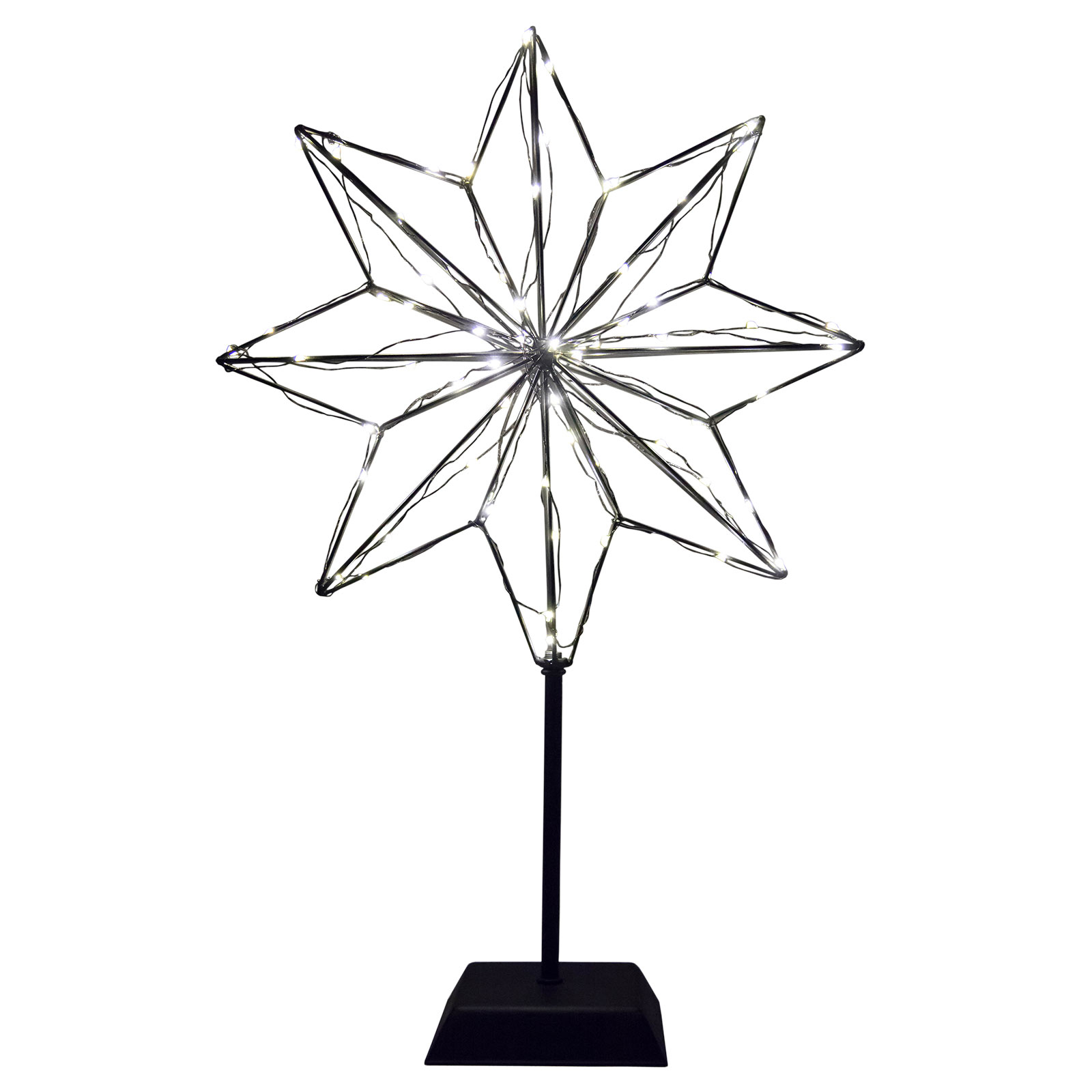 Lampe décorative LED Étoile 3D