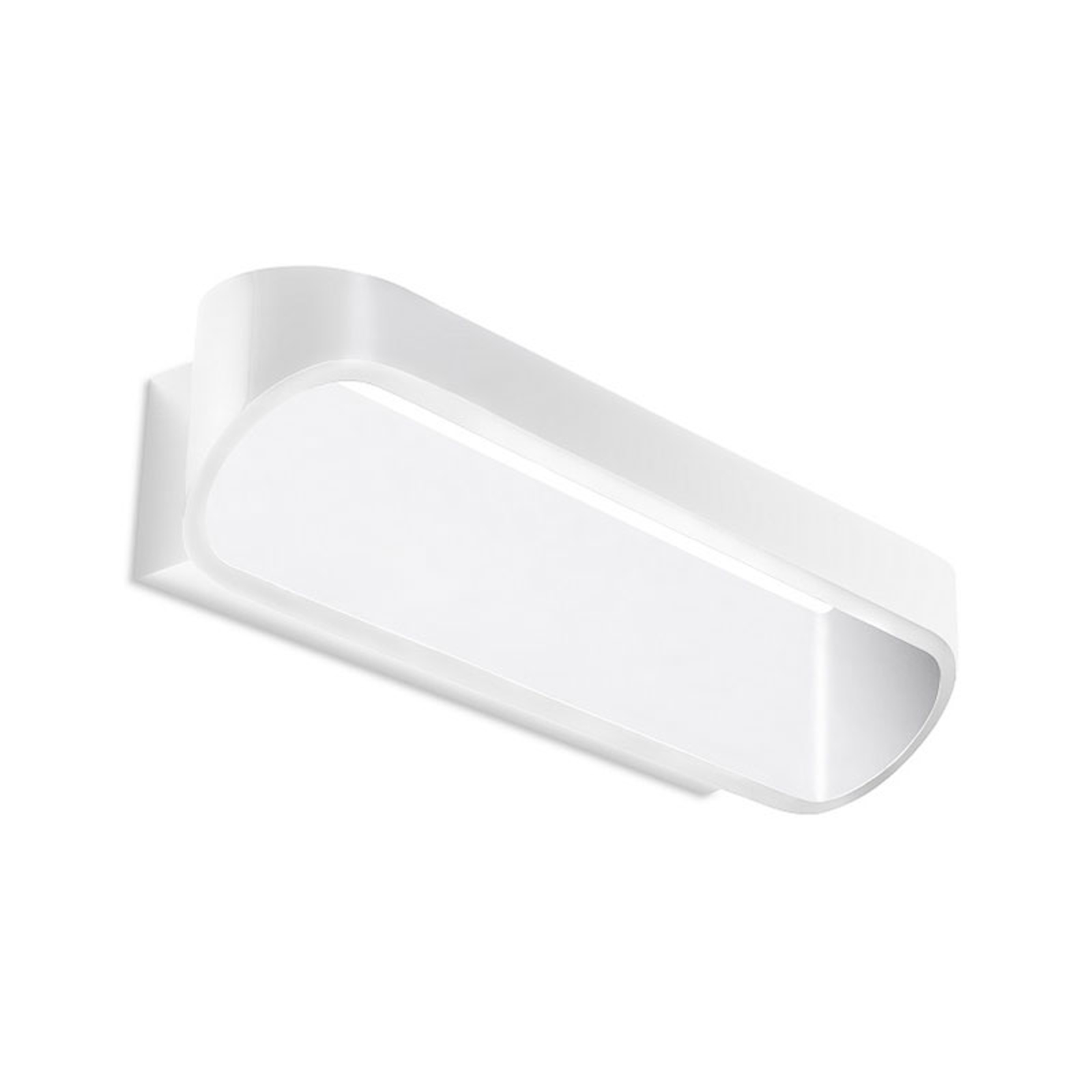 LEDS-C4 Oval applique LED en blanc