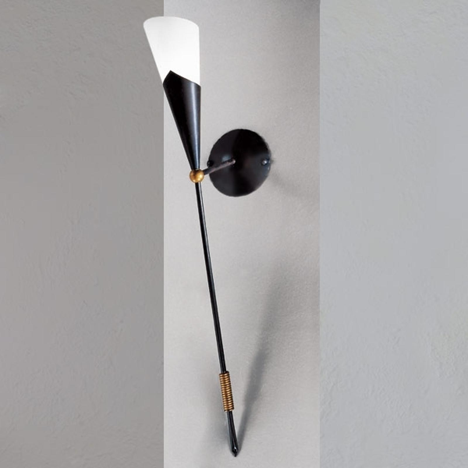 Elegant GRANDIOSO veggfakkel i rust