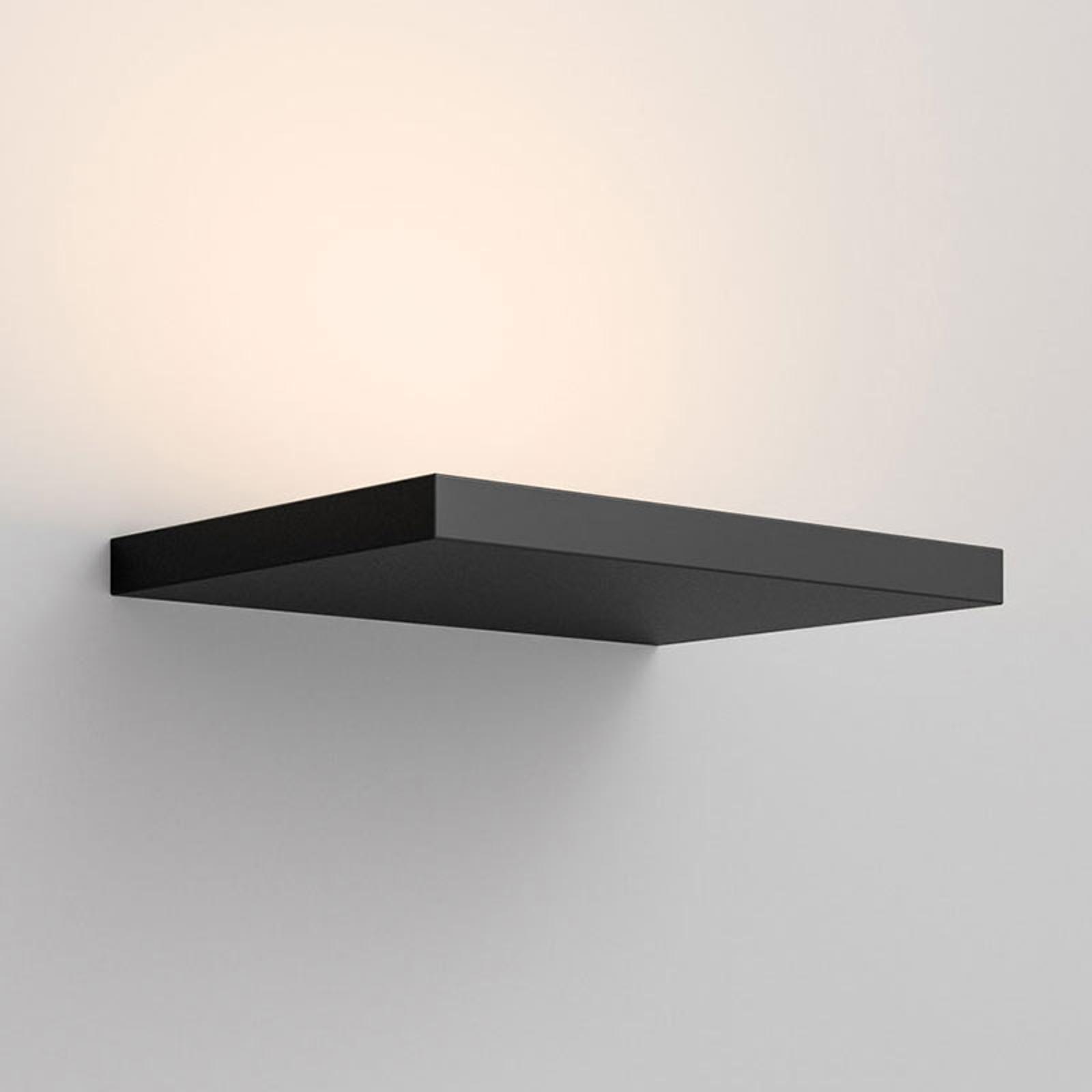 Rotaliana CM2 W2 applique LED nero 2.700K