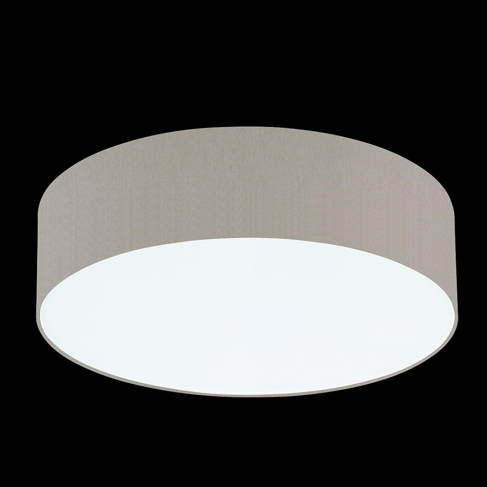 Lampa sufitowa MARA, 60 cm, brązowy melanż