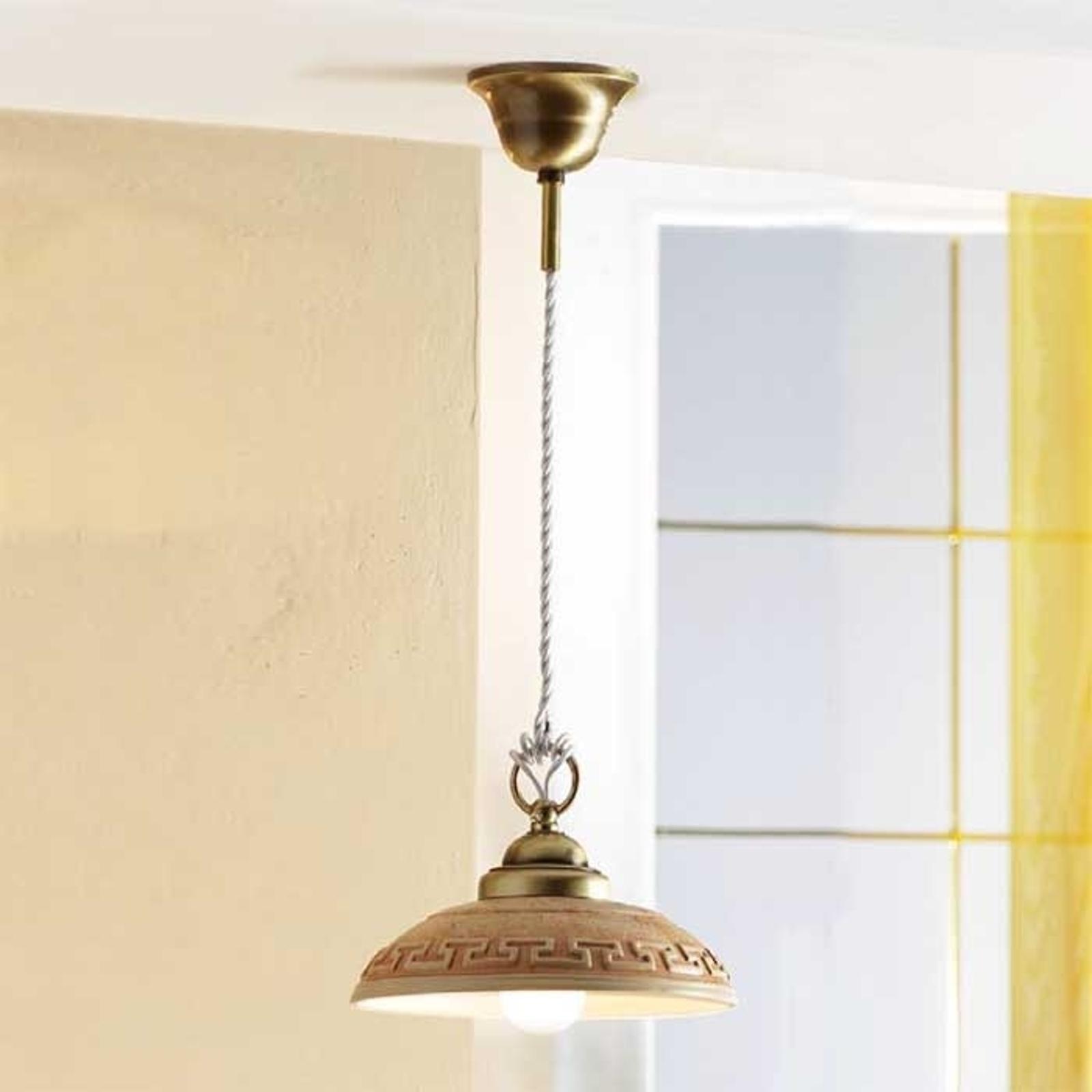 Hanglamp GRECA MEDITERRANEO