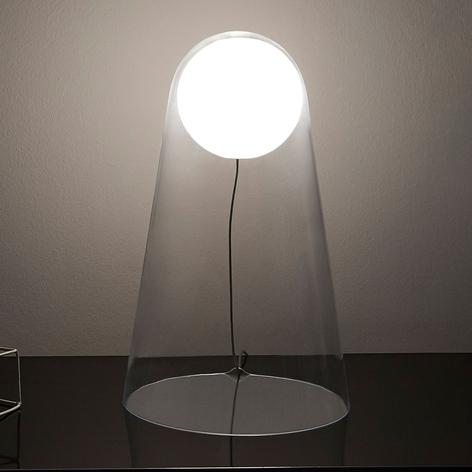 Foscarini Satellight LED-glasbordslampa dimbar