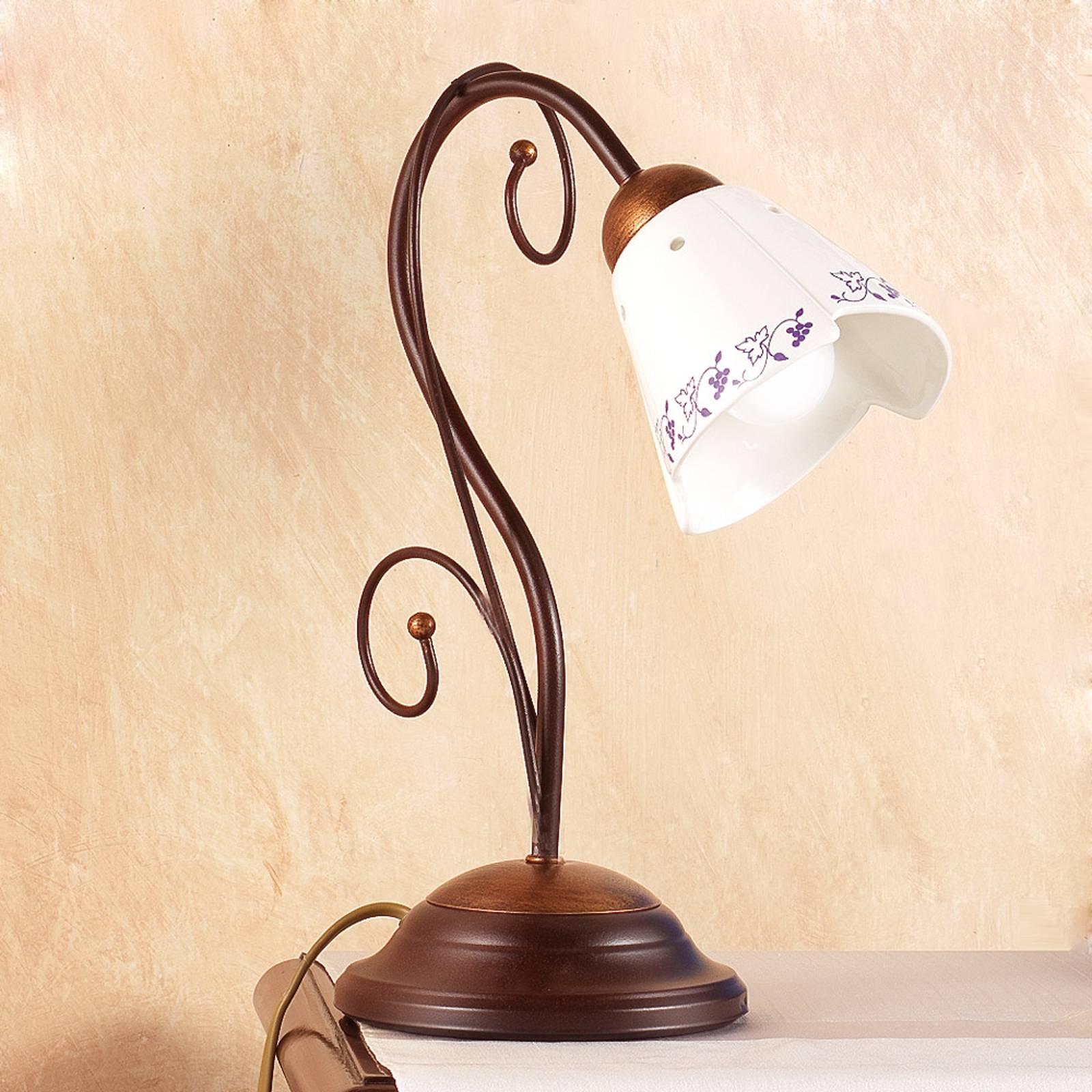 Tafellamp CARTOCCIO