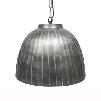 Závěsné světlo 564ZI se stříbrným stínidlem