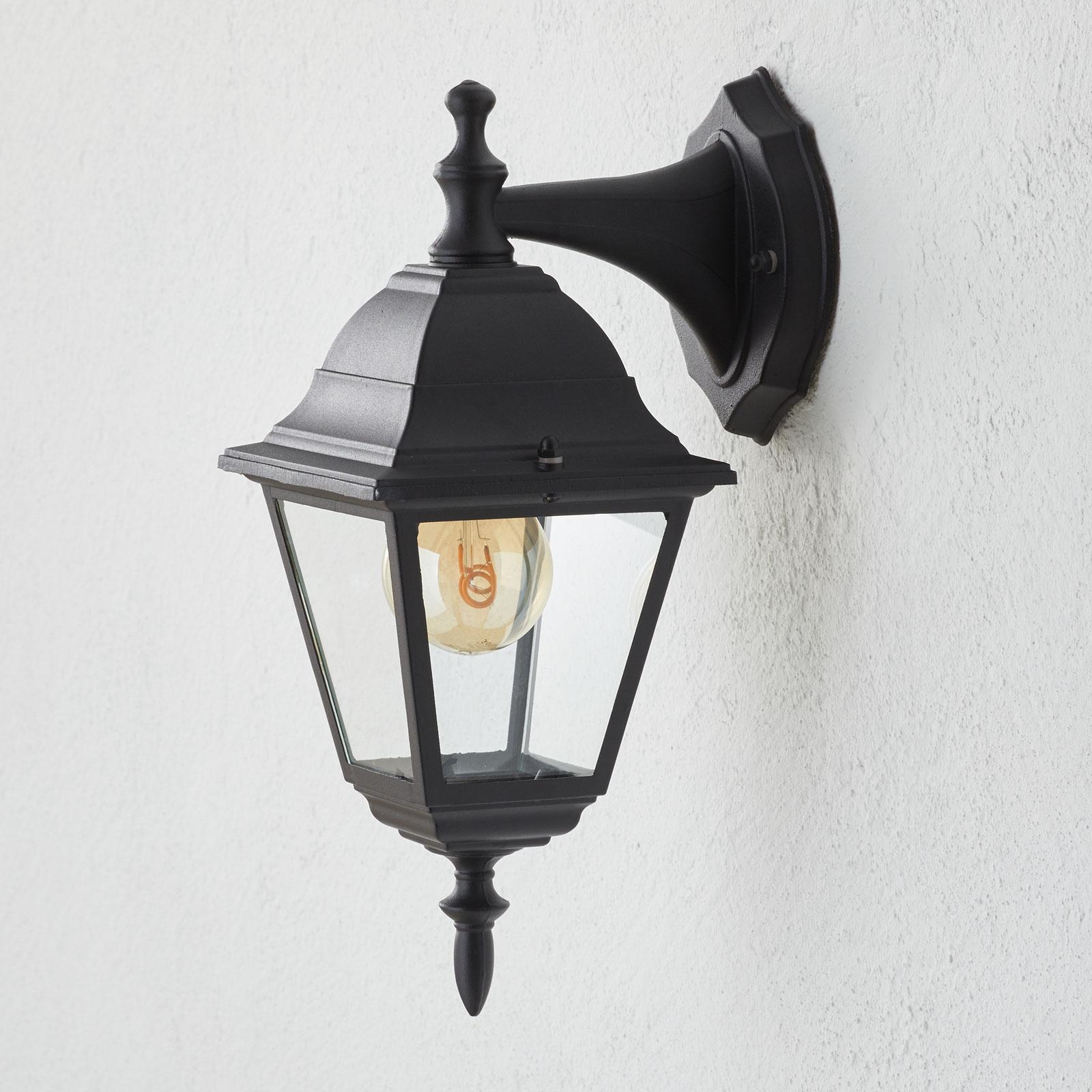 Bijzondere buitenwandlamp Newport II