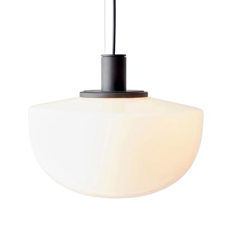Menu Bank lampada sospensione con vetro opale