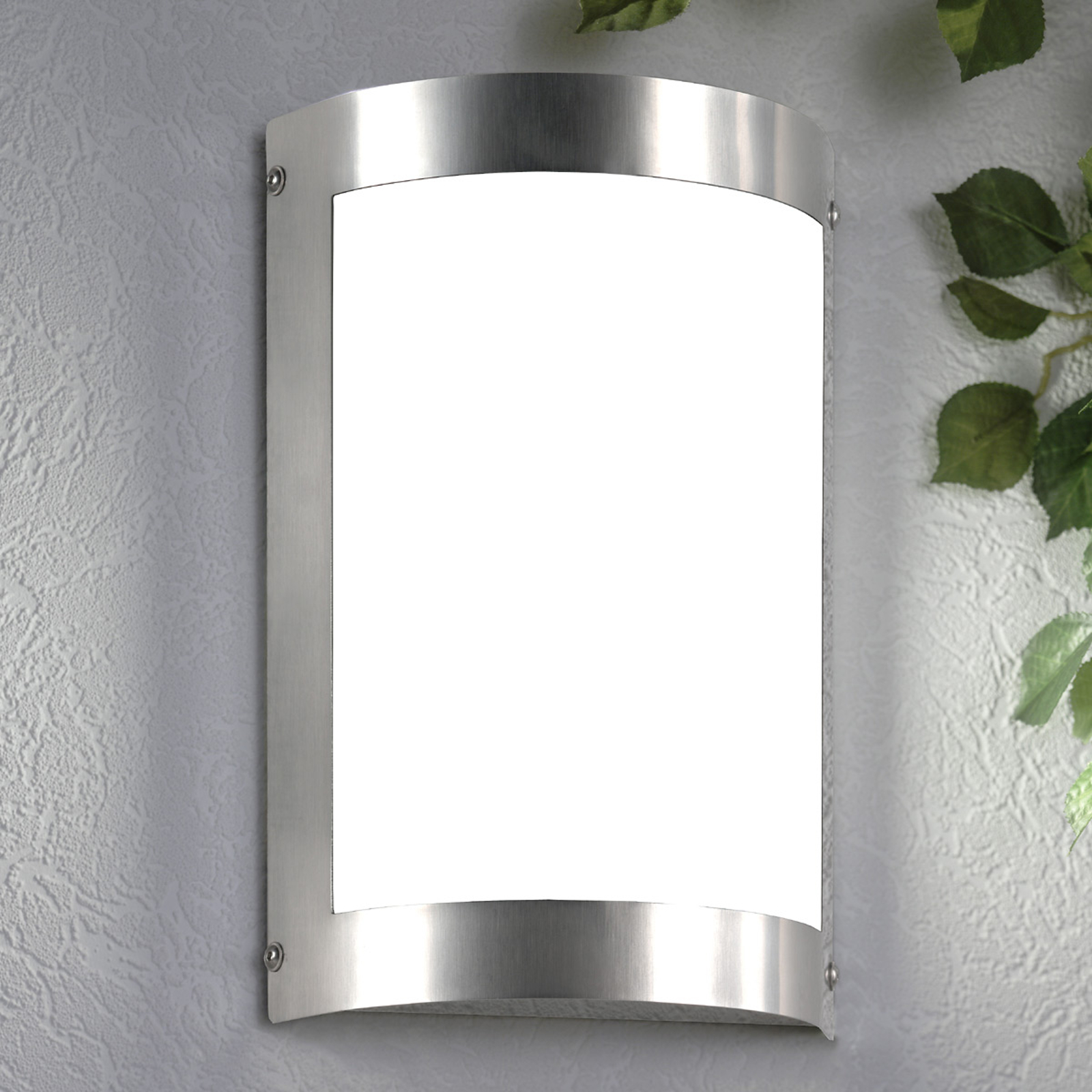 Aplique LED de pared exterior Marco 3