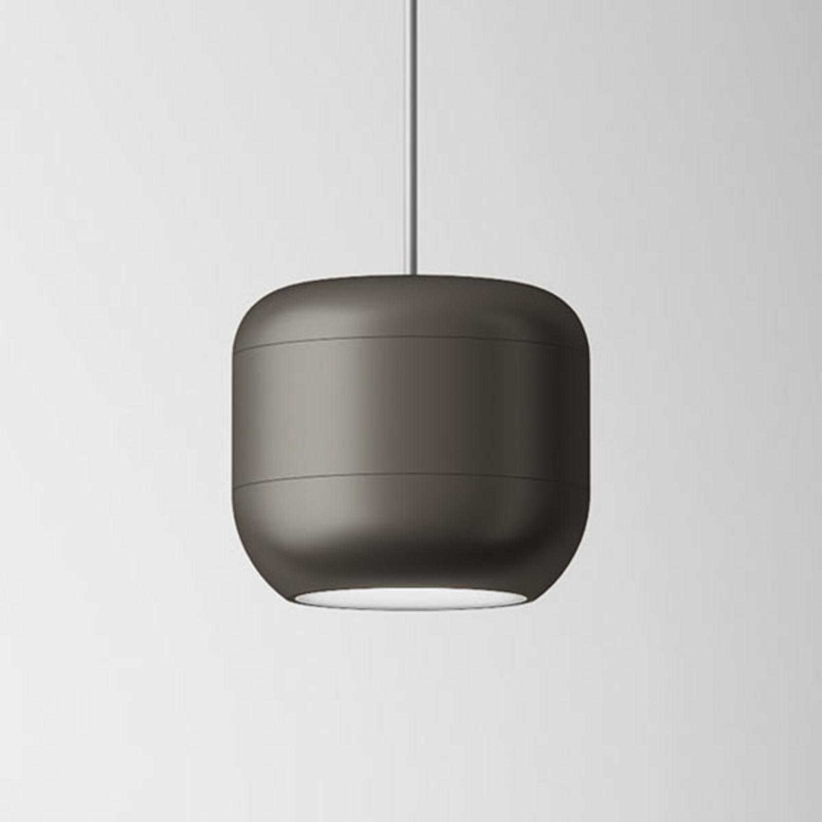 Axolight Urban lampa wisząca LED 16 cm nikiel