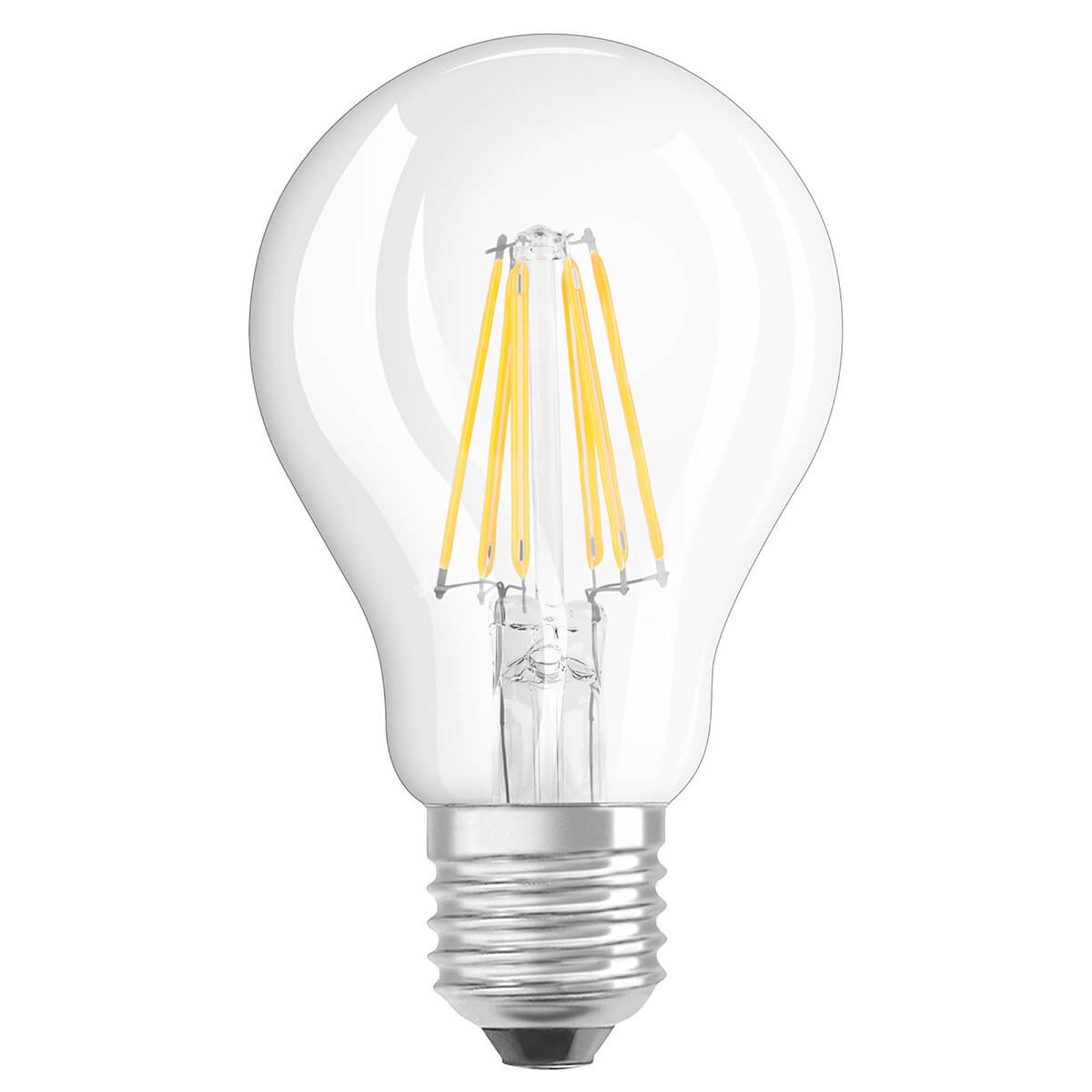 OSRAM LED-filamentpære E27 7 W 2700K dimbar