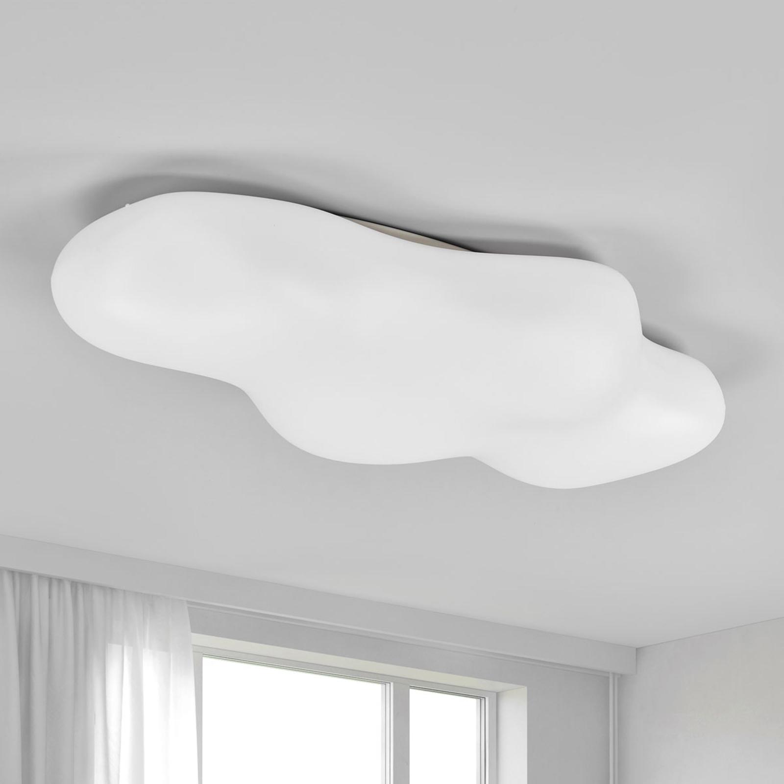 Plafón EOS en forma de nube