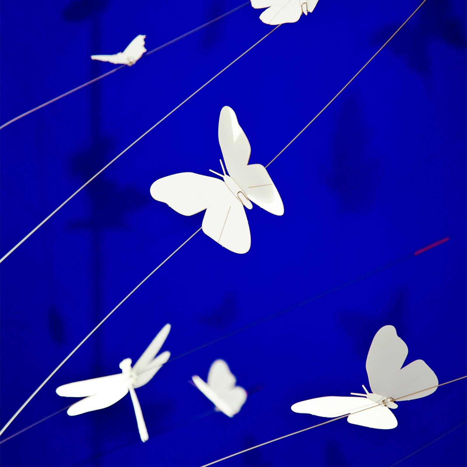 Ingo Maurer La Festa Delle Farfalle hanglamp 85 cm