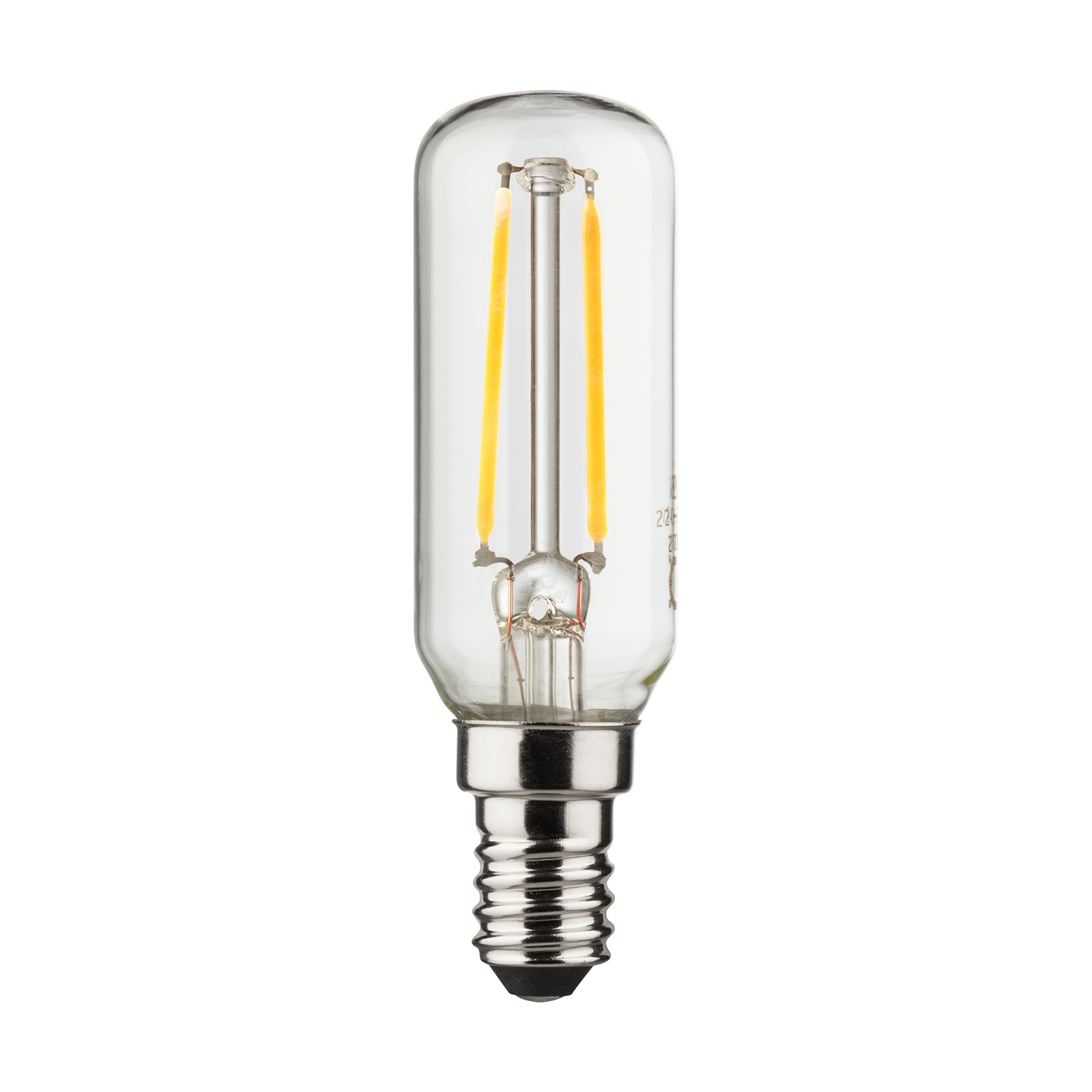 E14 2,5W 827 LED-Tube T25