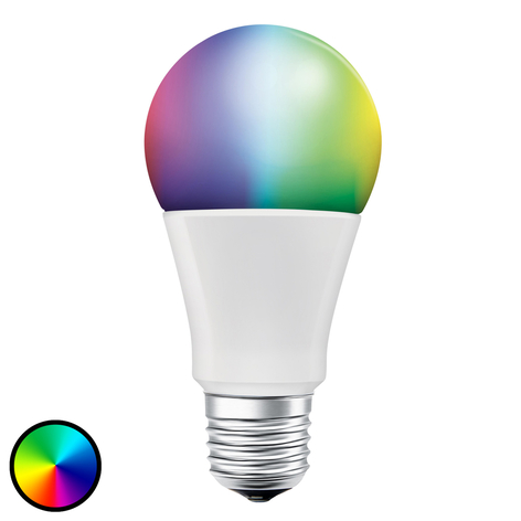LEDVANCE SMART+ ZigBee E27 10W RGB 2.000-6.500K