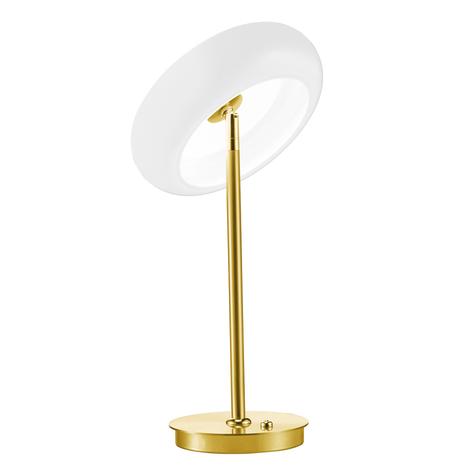 BANKAMP Centa LED tafellamp met touchdimmer