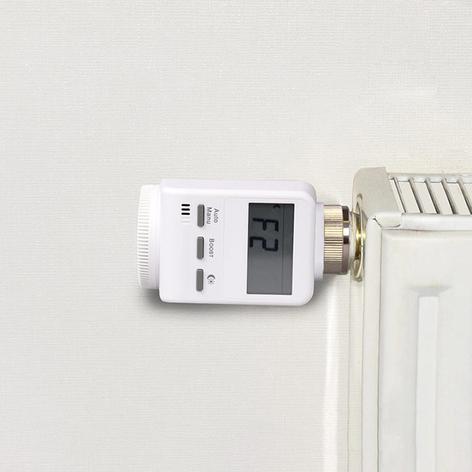 Blaupunkt TRV-S1 termostato radiatore serie Q