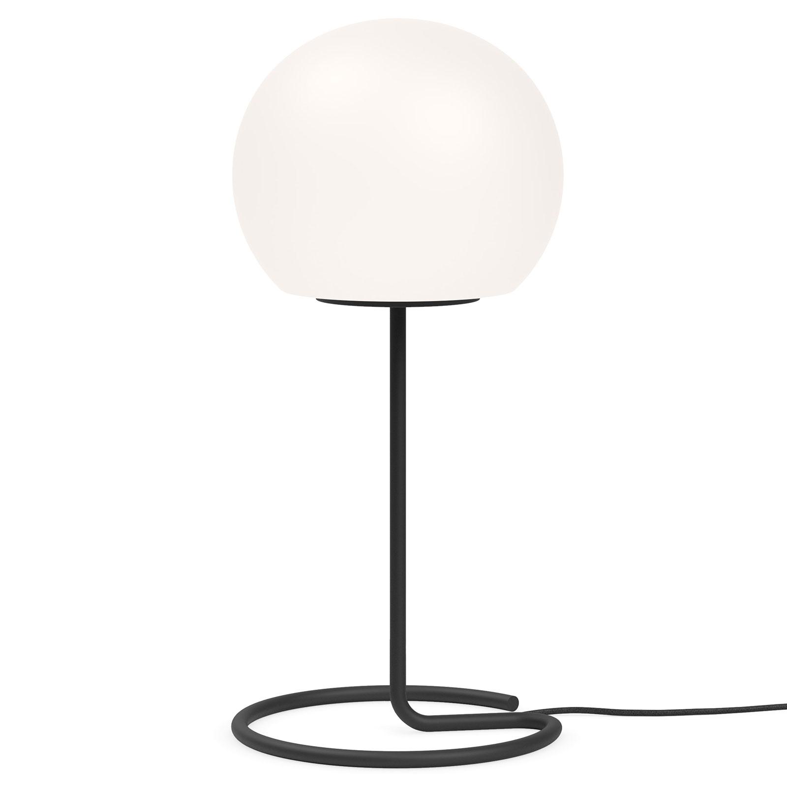 WEVER & DUCRÉ Dro 3.0 tafellamp voet zwart-wit