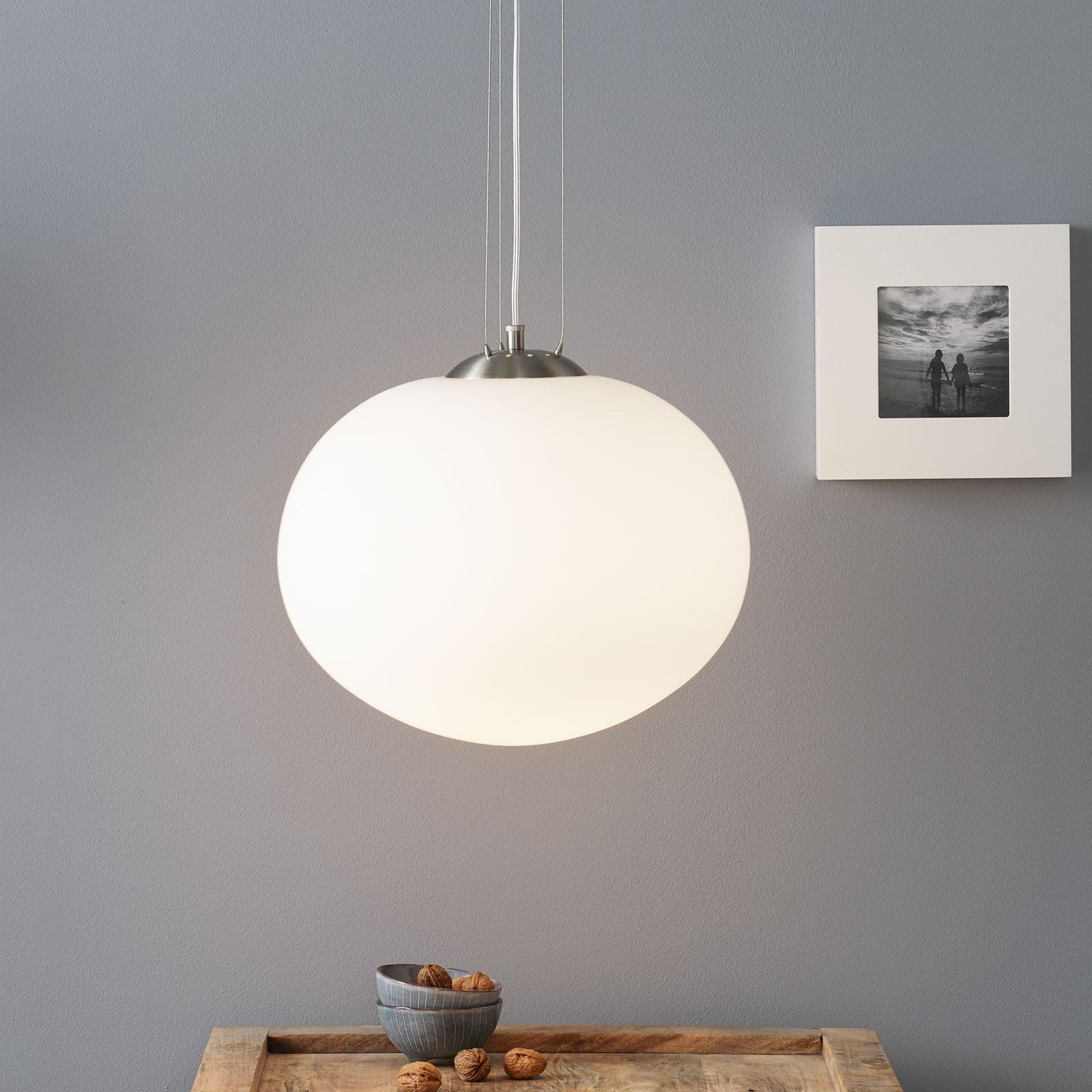 Arcchio Arien, lampa wisząca ze szkła