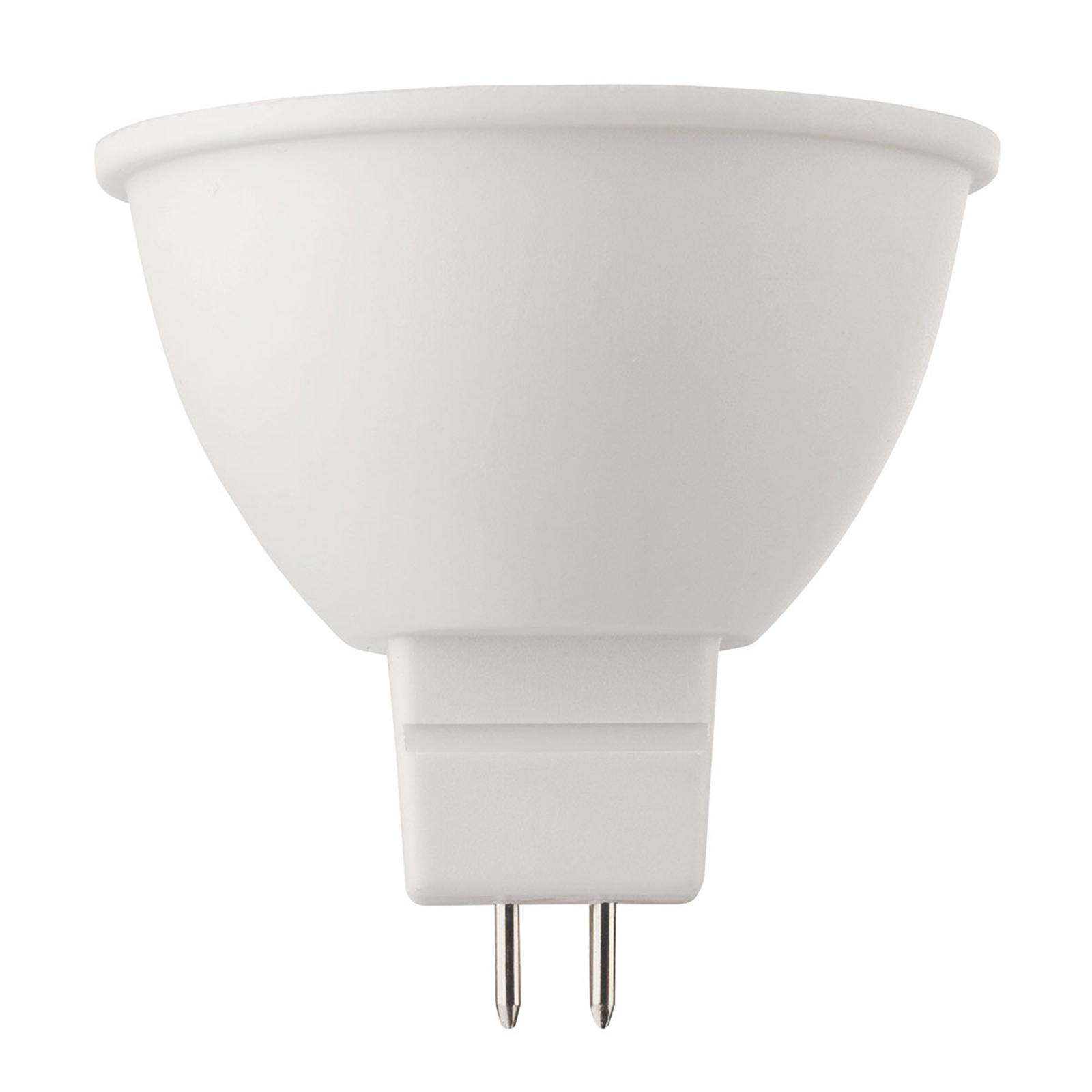 Réflecteur LED GU5,3 8W 36° blanc chaud