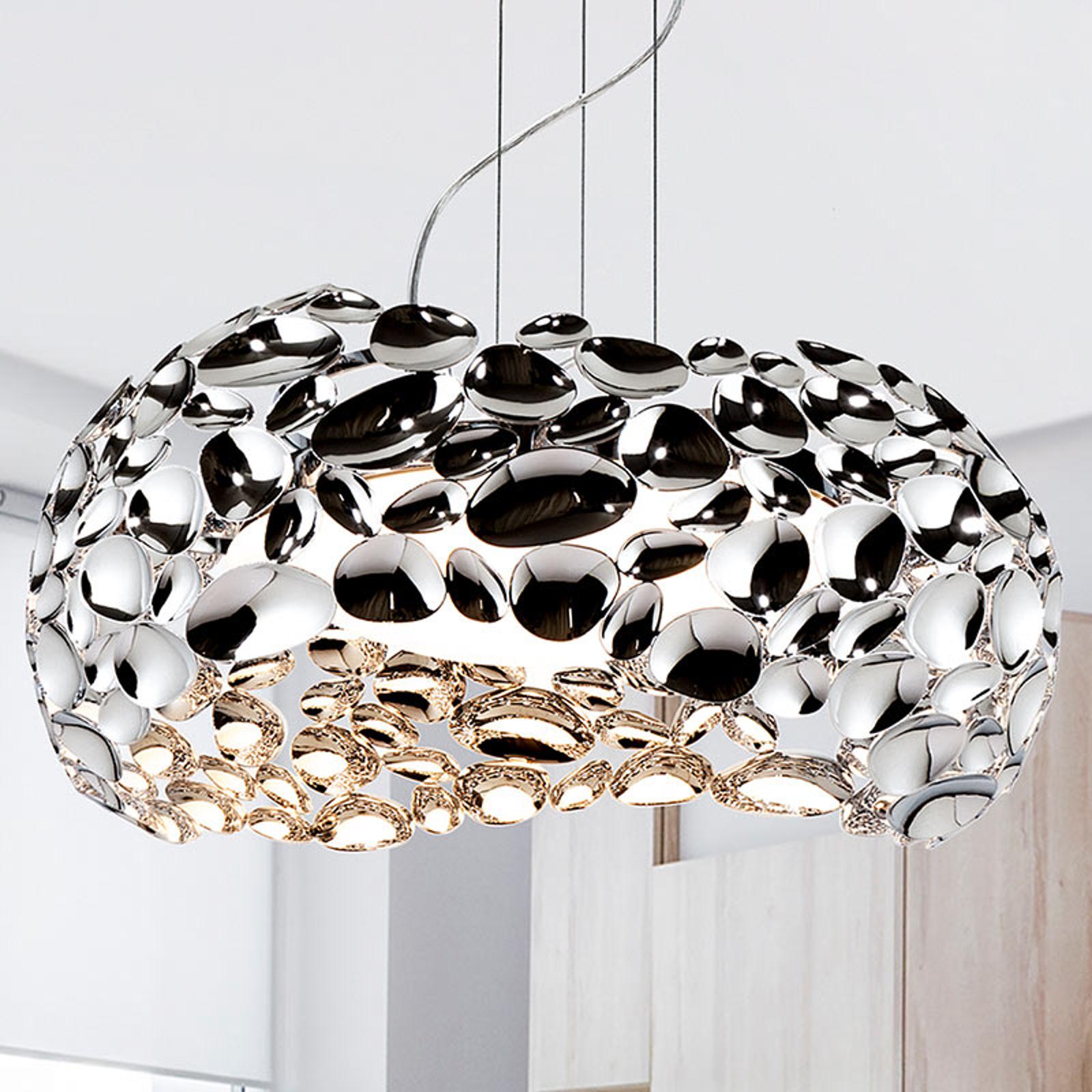 Wspaniała lampa wisząca LED Narisa