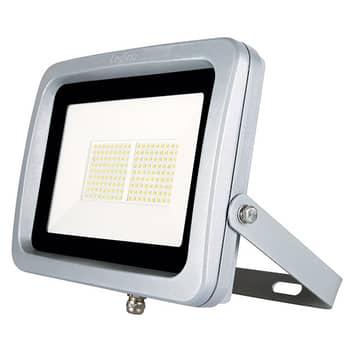 LED schijnwerper Buckow 100 in vlakke vorm