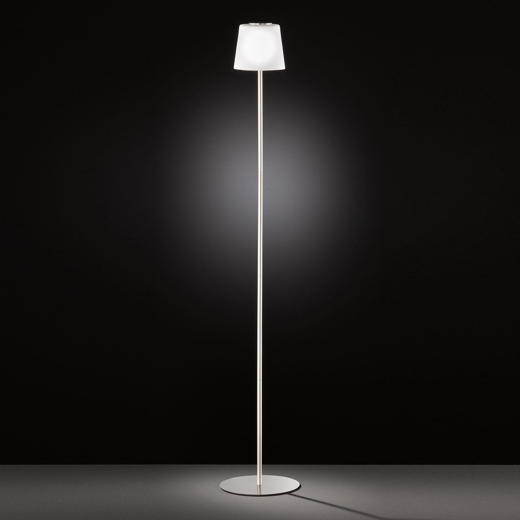 LED vloerlamp Genk met accu en Touch-dimmer