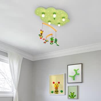 Taklampa Groda med integrerad mobil