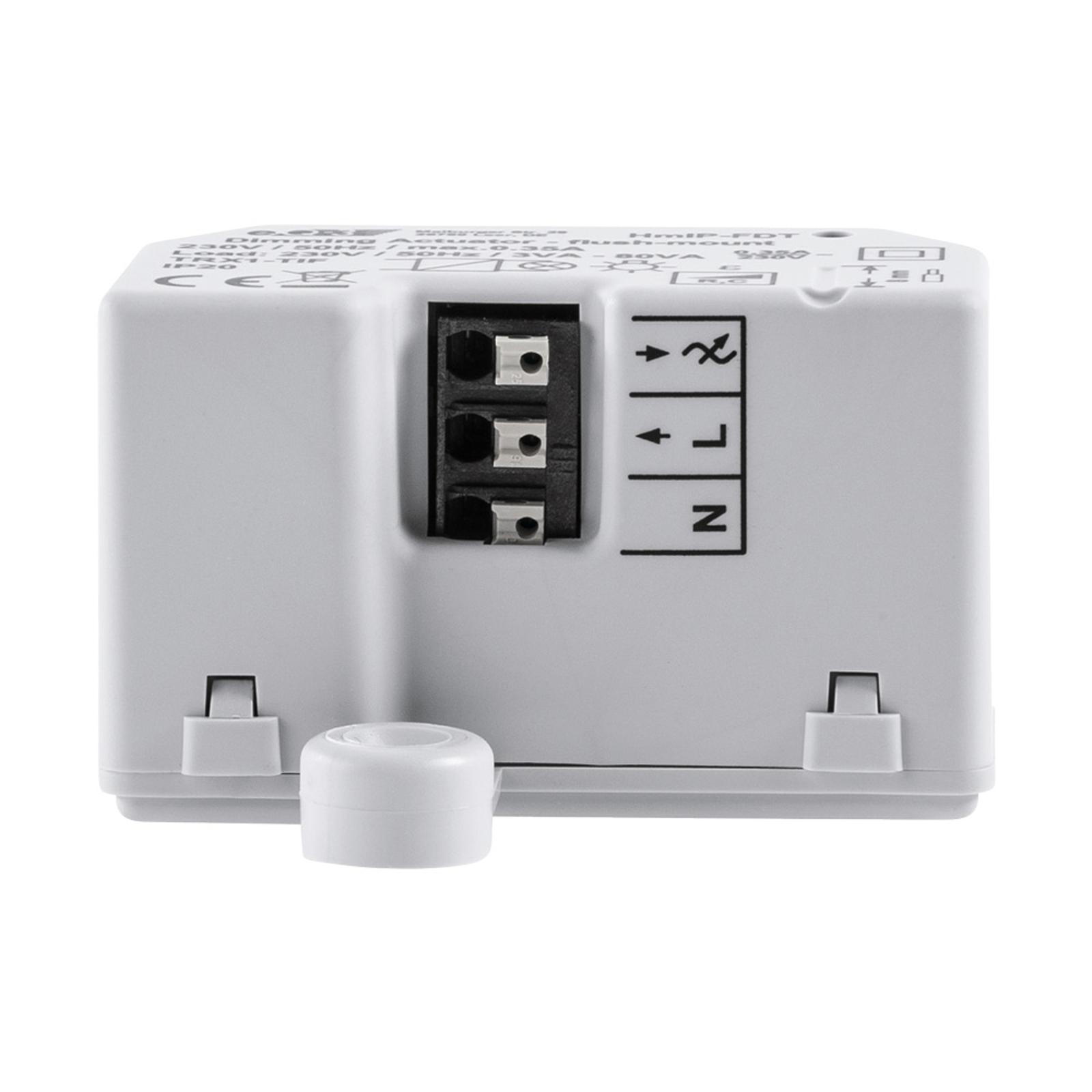 Homematic IP variateur coupure phase desc. boîtier