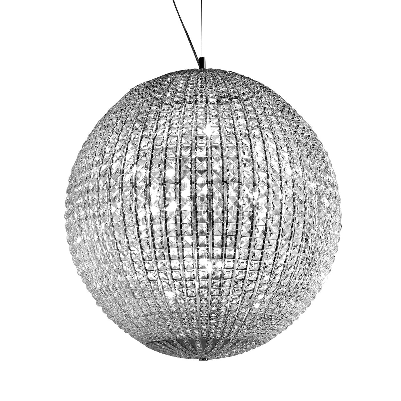 Imponująca lampa wisząca Helidos śred. 50 cm