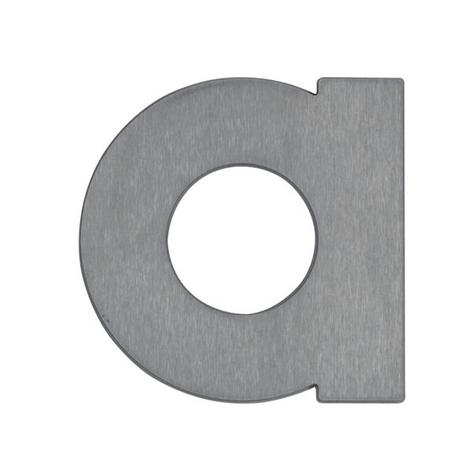 Número de casa - letras