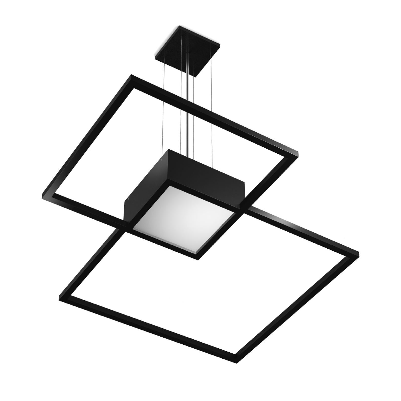 WEVER & DUCRÉ Venn 3.0 hanglamp 2.700 K zwart