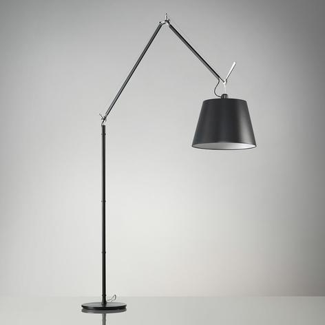 Artemide Tolomeo Mega Stehlampe schwarz 2.700K