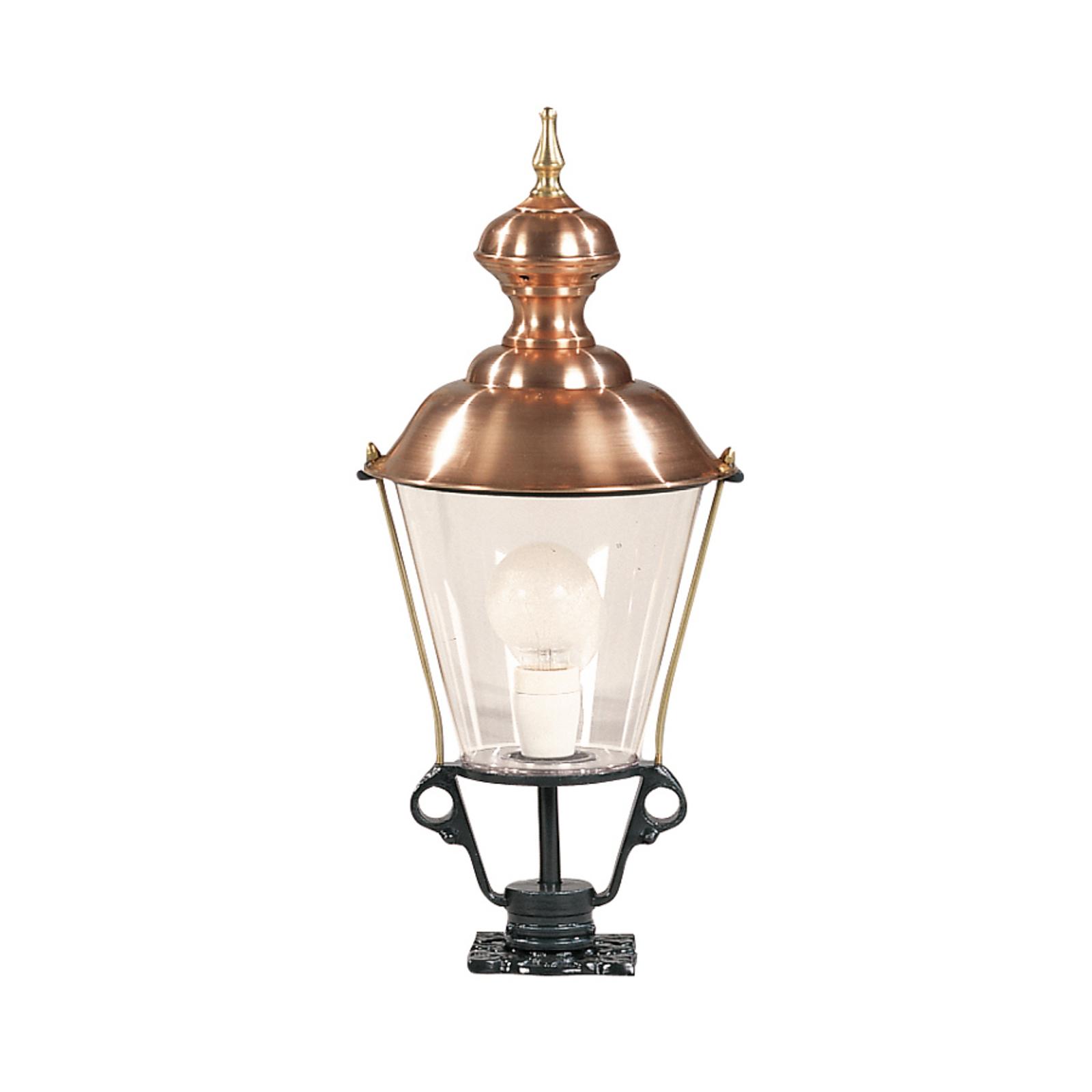 Luminaire pour socle K43noir hauteur 61 cm