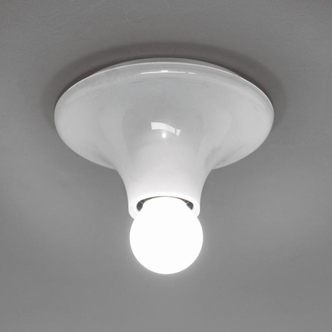 Artemide Teti - designové nástěnný světlo, bílé