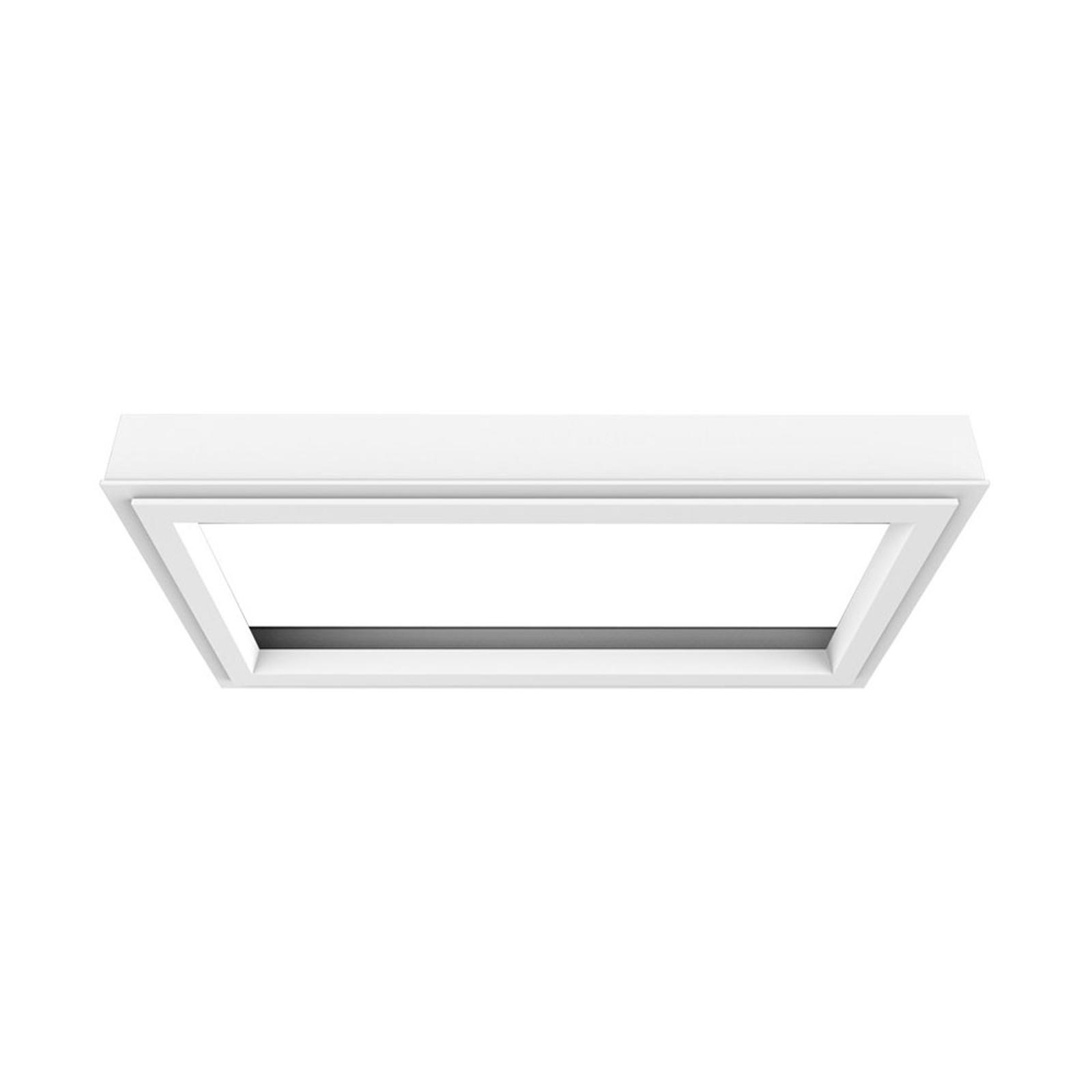 Utenpåliggende ramme LED-panel Sky Window 120x60cm