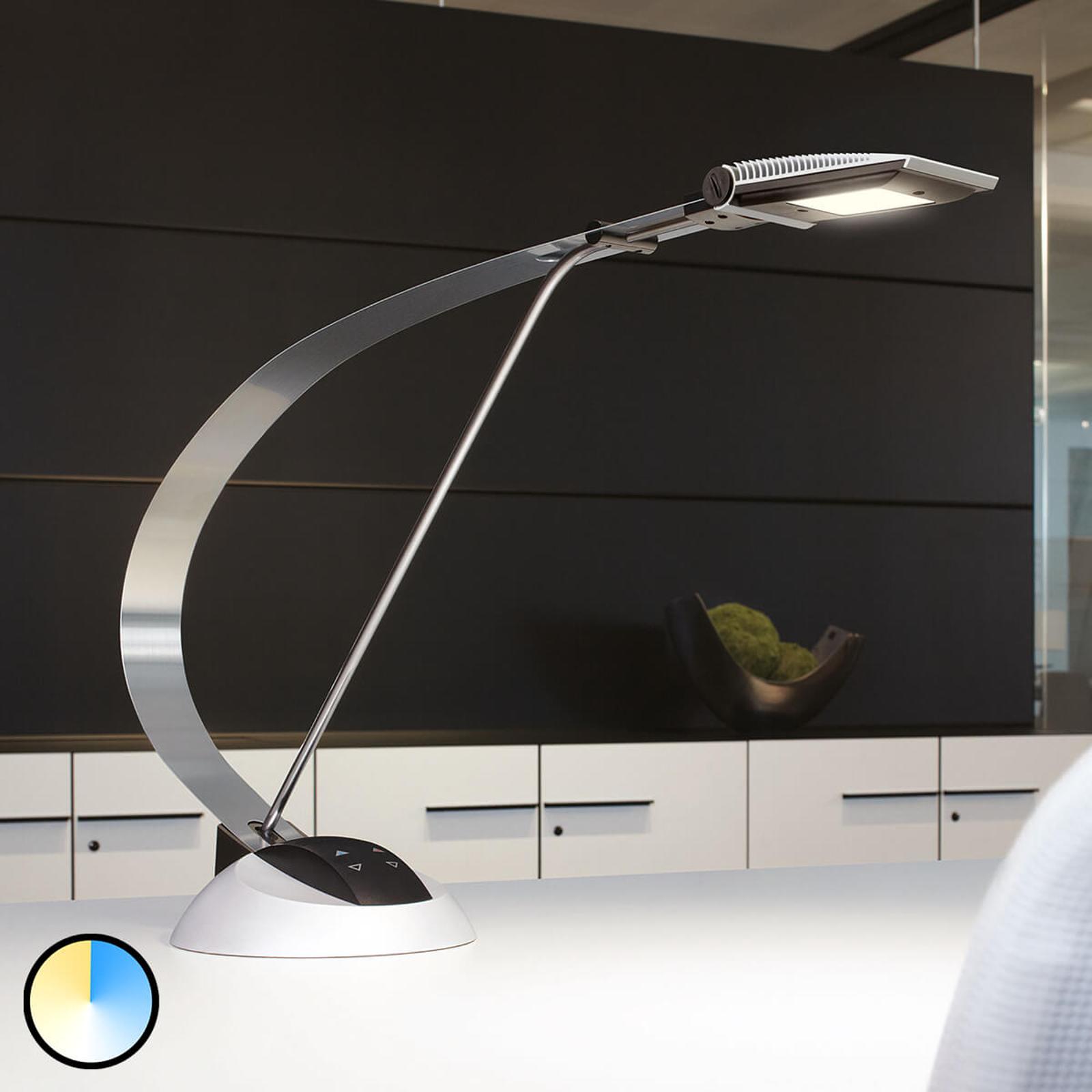 Dimmbare LED-Schreibtischleuchte Primus