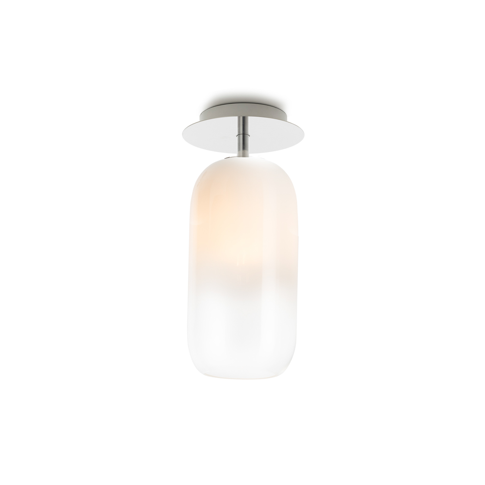 Artemide Gople Mini taklampe hvit