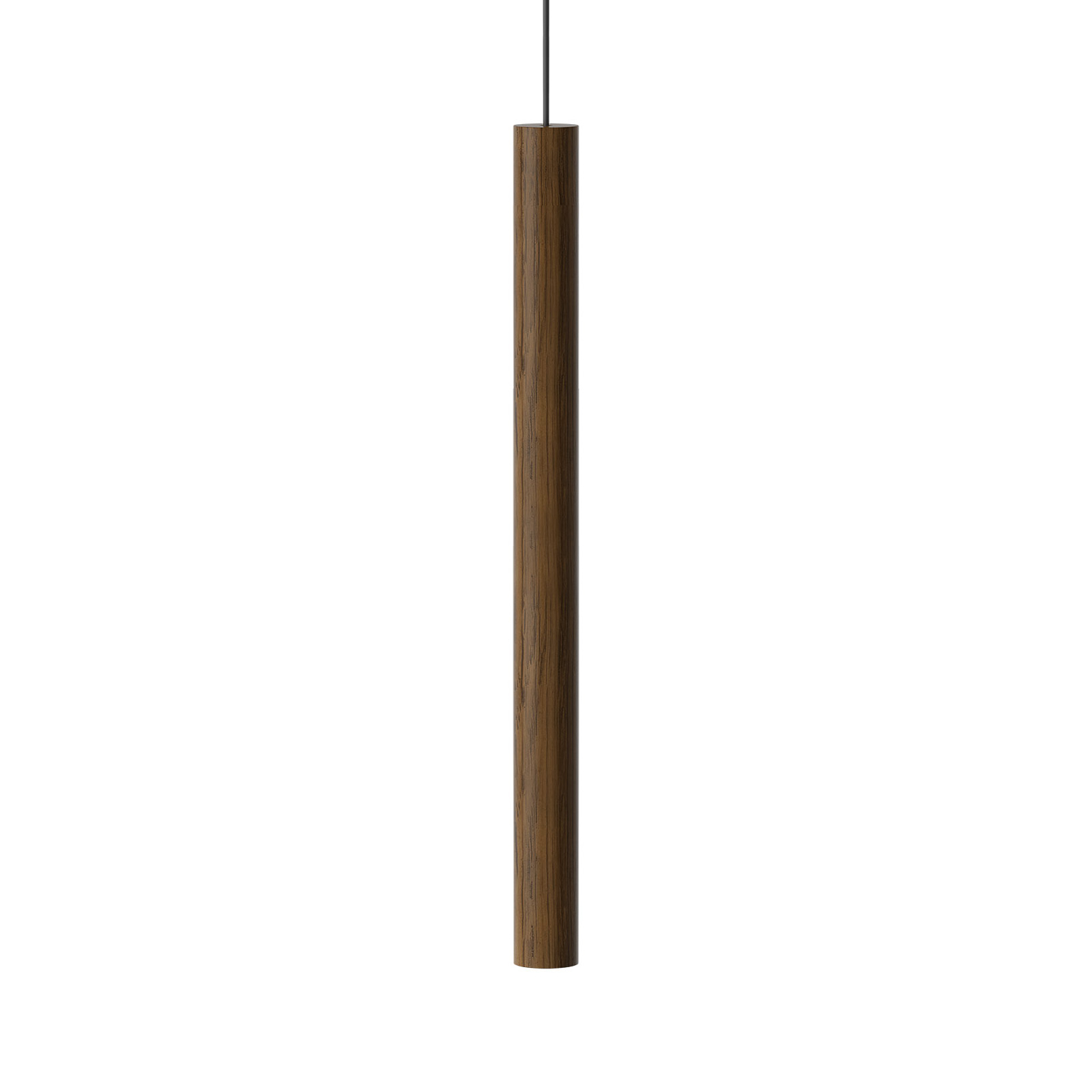 UMAGE Chimes Tall colgante LED roble oscuro