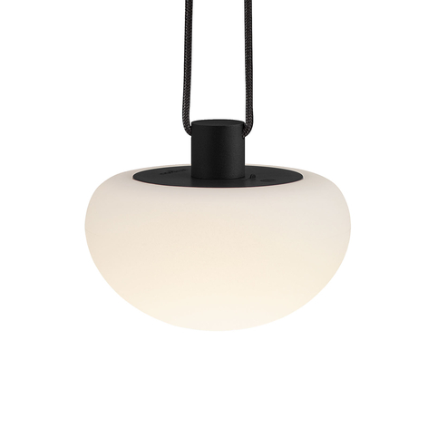 Sponge pendant LED-dekorationslampe med batteri