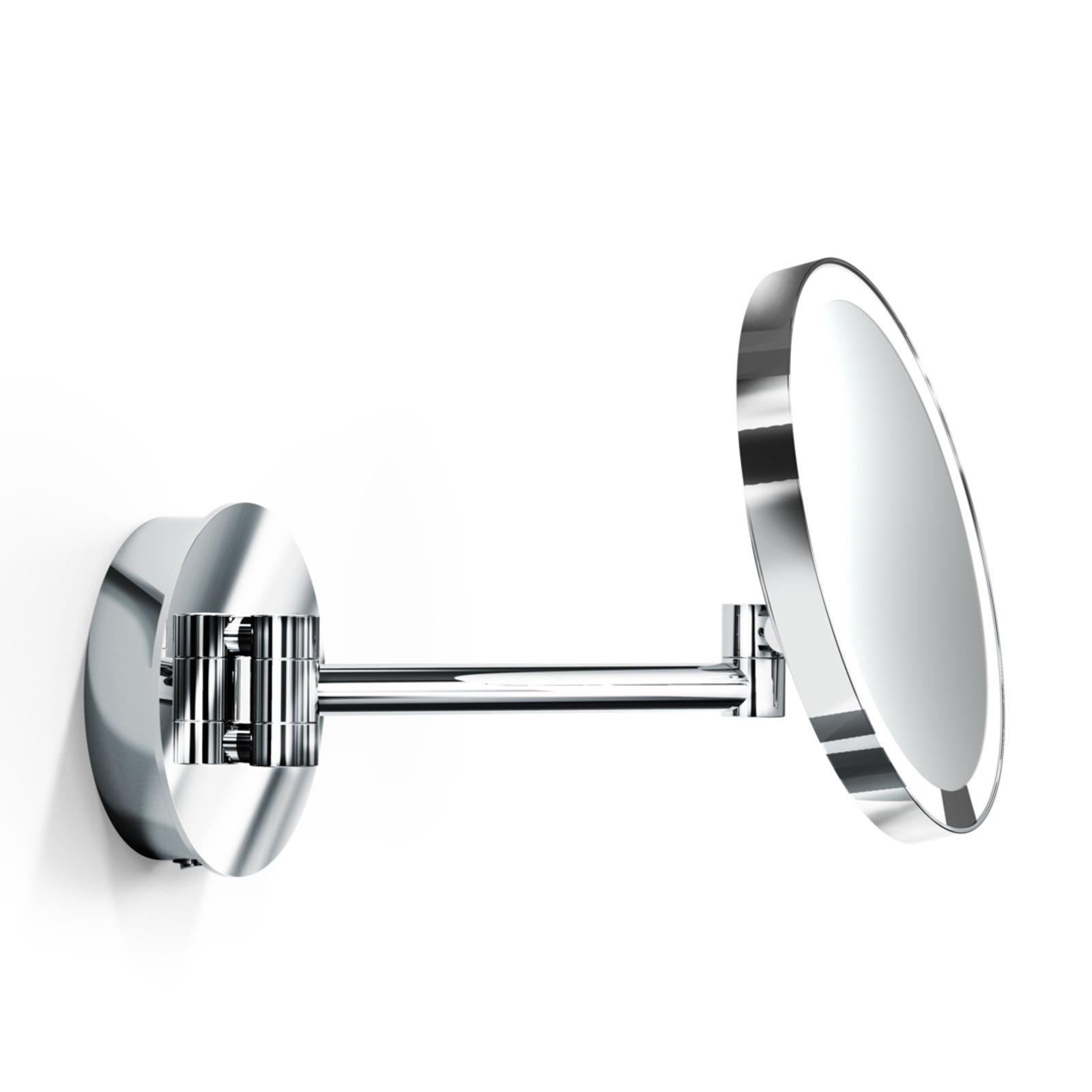 Decor Walther Just Look WD LED-vægspejl, krom