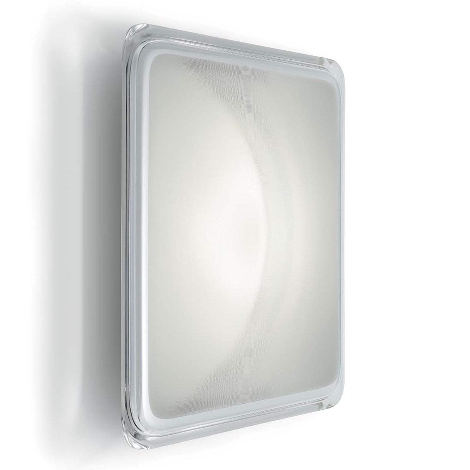 Effectieve LED wandlamp Illusion