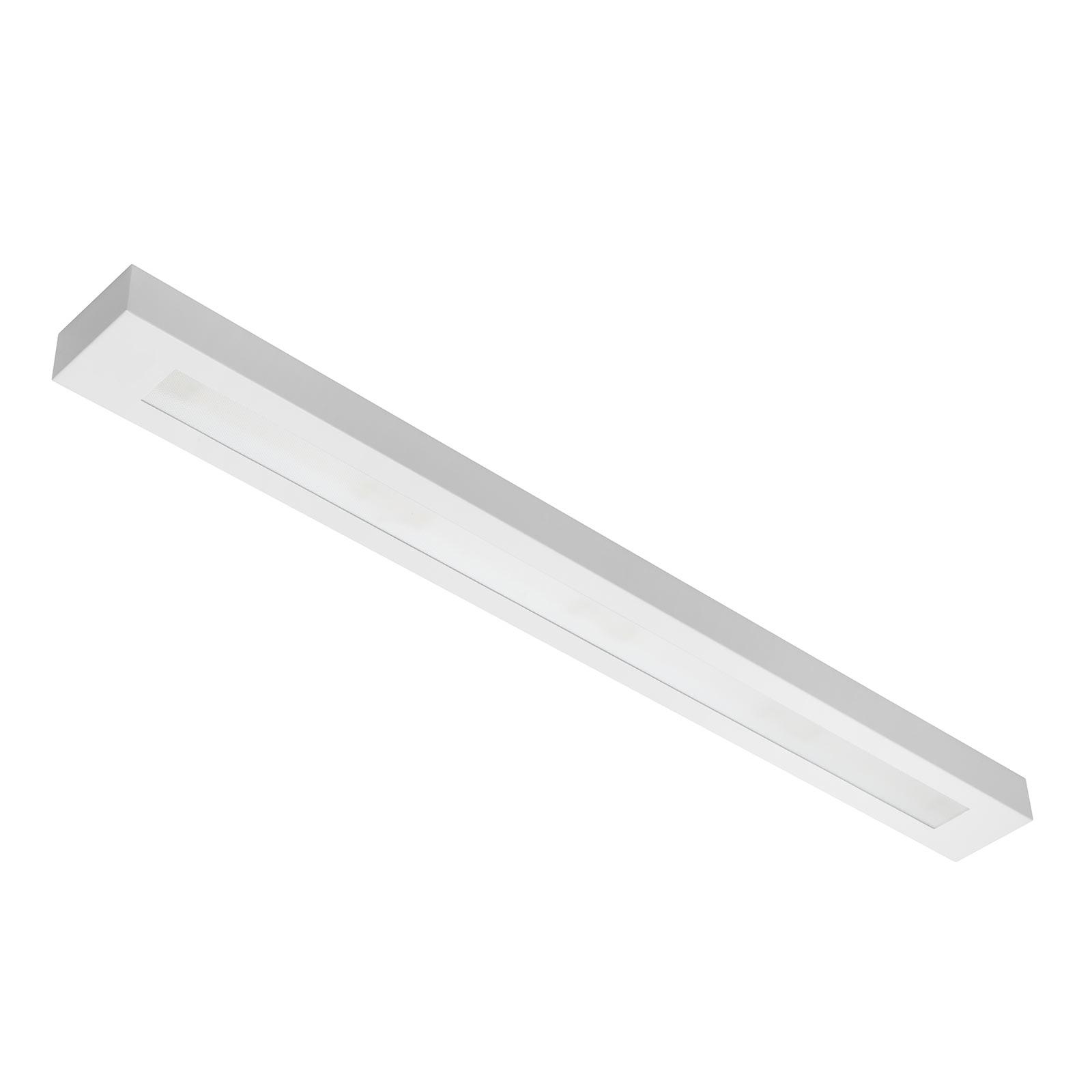 LED-Deckenlampe Lambda 126cm schaltbar 48W 3.000K